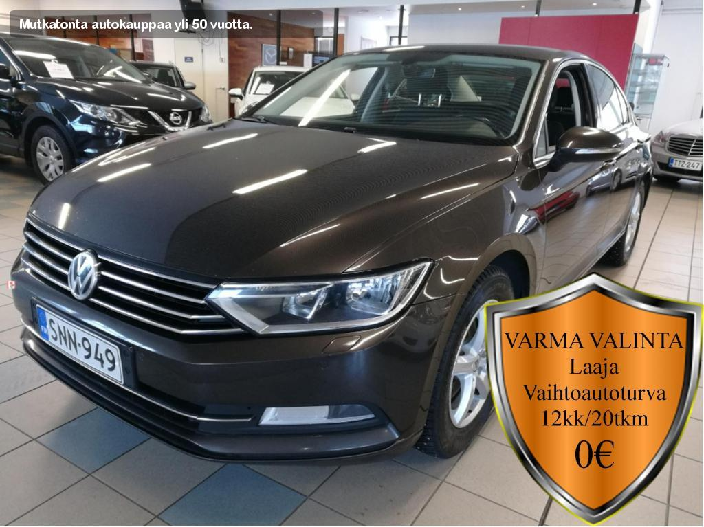 Volkswagen, VW PASSAT, 1.4TSI SEDAN COMFORTLINE 125HV BM AT