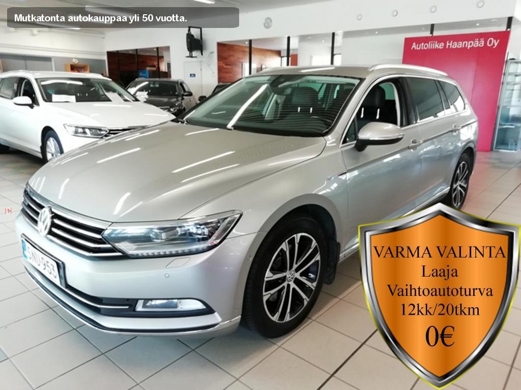 Volkswagen, VW PASSAT, VARIANT 2.0TDI 190HV HIGHLINE DSG 4MOTION