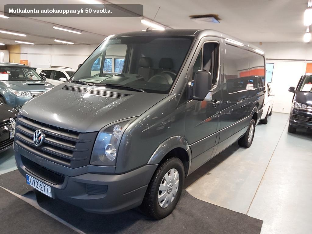Volkswagen, VW CRAFTER, 35 PRO 2.0TDI 120kW BlueMotion 3665