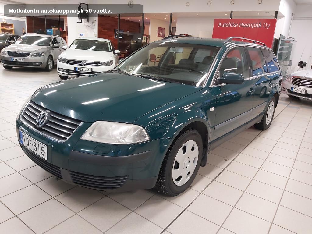 Volkswagen Passat, 5D  VARIANT 1.8T AUTOMATIC