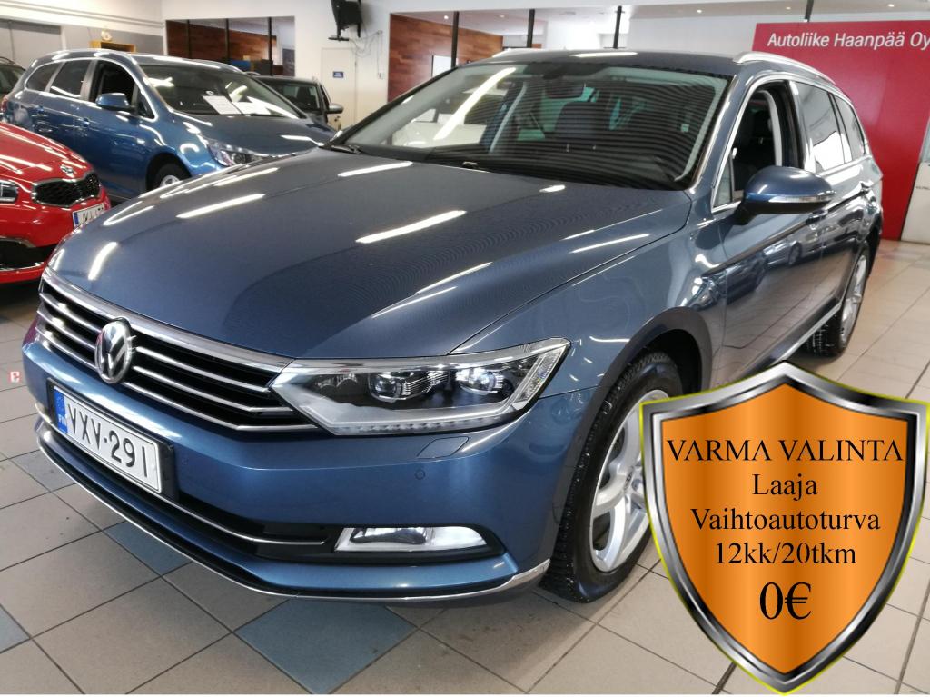 Volkswagen, VW PASSAT, VARIANT 1.6TDI 88 HIGHLINE BLUEMOTION