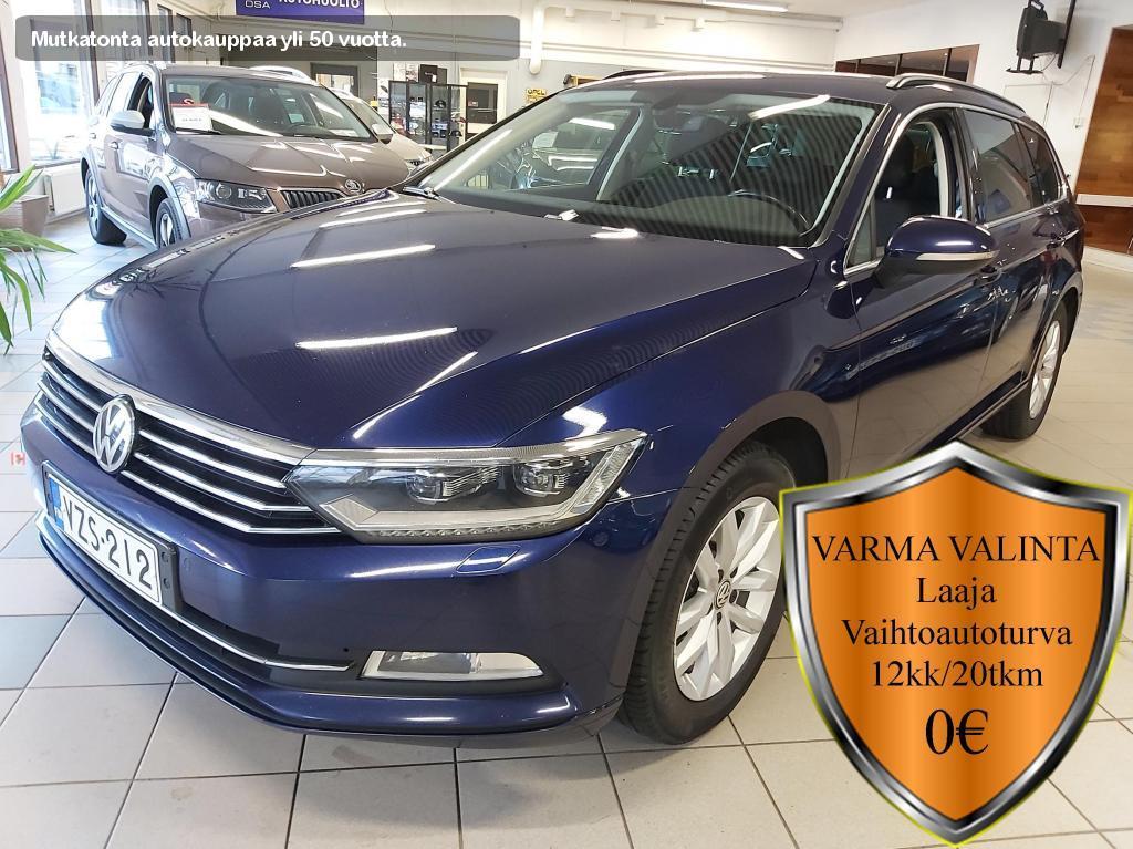 Volkswagen, VW PASSAT, 2.0TDI 110kW Variant Comfortline
