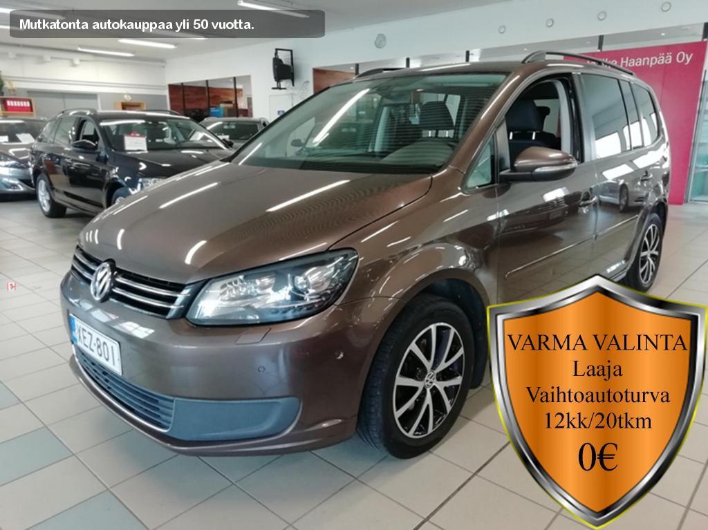 Volkswagen TOURAN, 1.4TSI 140HV COMFORTLINE