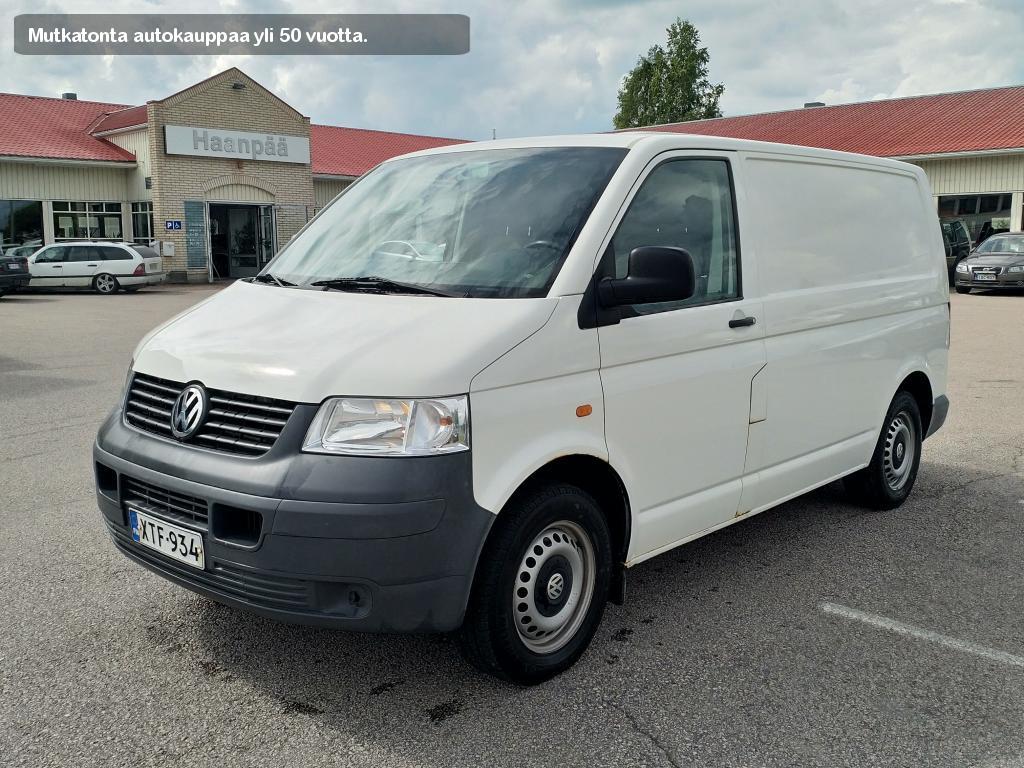 Volkswagen Transporter, 1.9 TDI 77kw