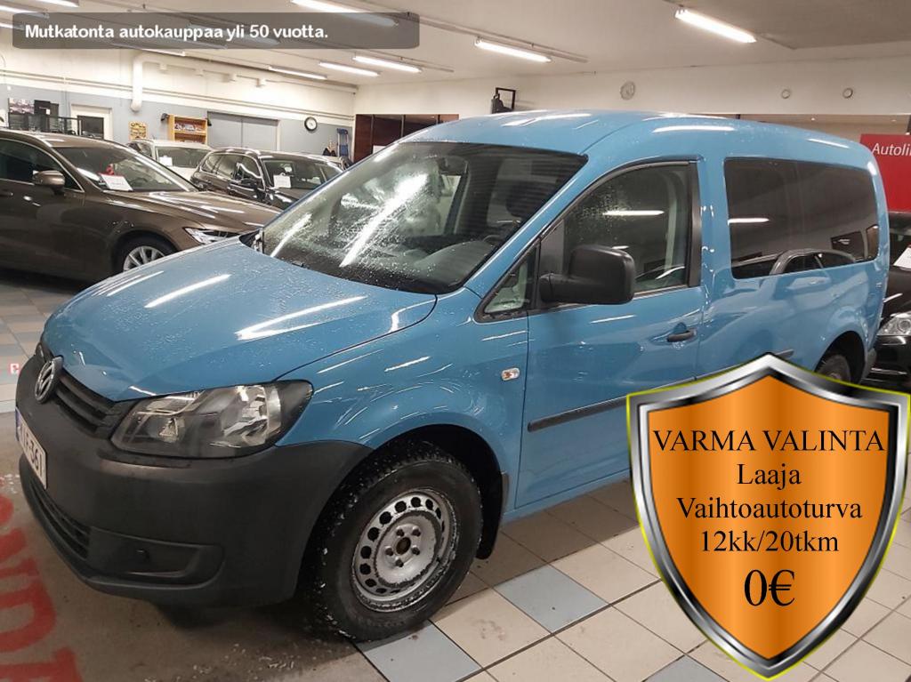 Volkswagen, VW Caddy Maxi, CADDY MAXI Kombi 1, 6 TDI 75 BlueM (MY13)