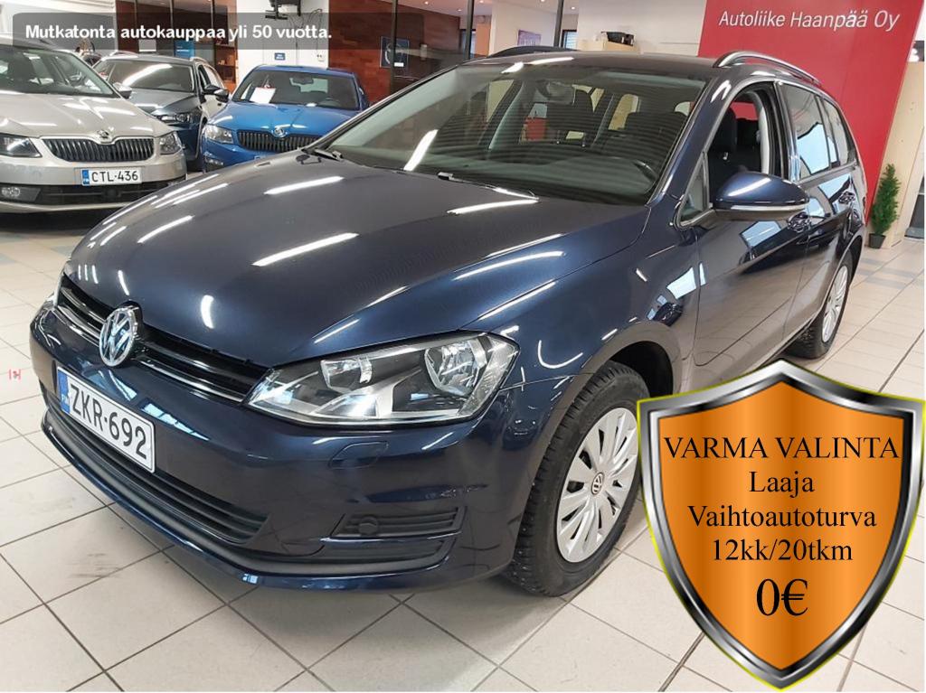 Volkswagen, VW GOLF, Variant Comfort 1.6TDI 81kW 4MOTION