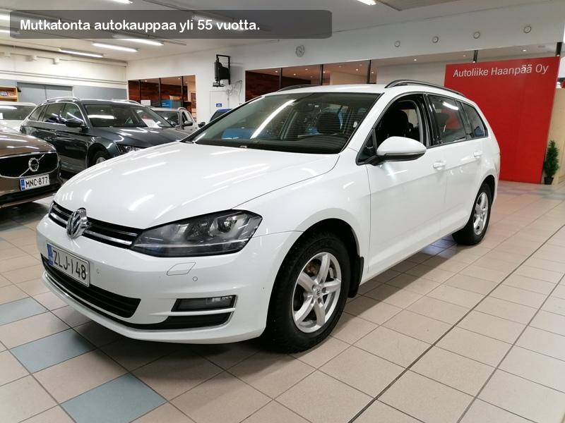 Volkswagen, VW Golf, Allstar 1.4 TSI 150 hv Variant