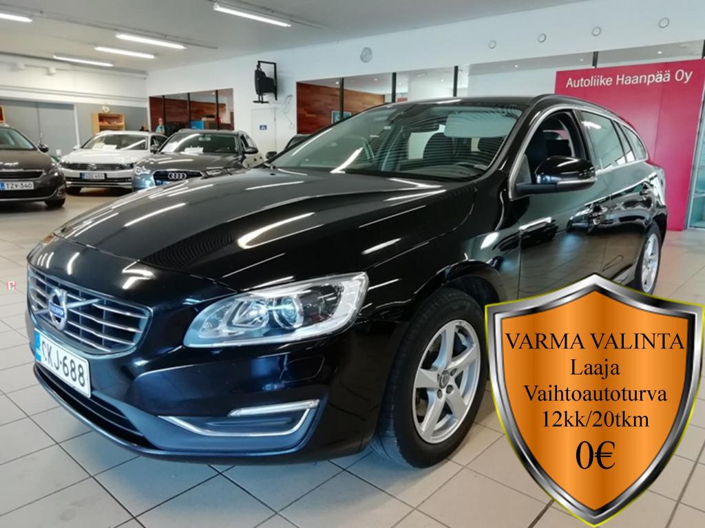 Volvo V60, D3 2.0 BUSINESS A MY17