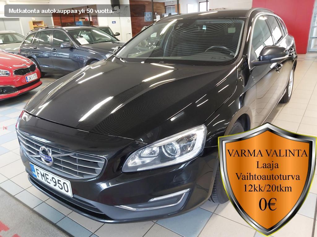 Volvo V60, 2.0D Business A