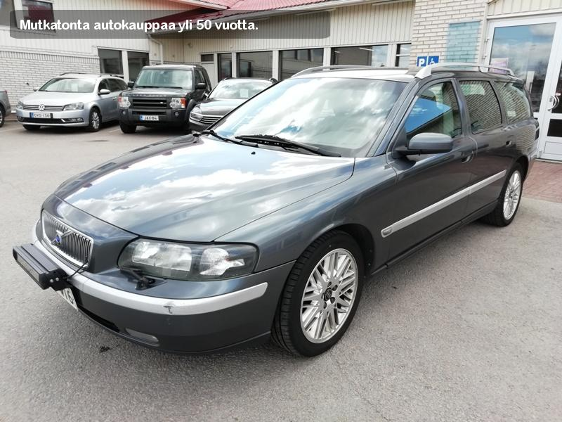 Volvo V70, D5 Sportswagon 5d A