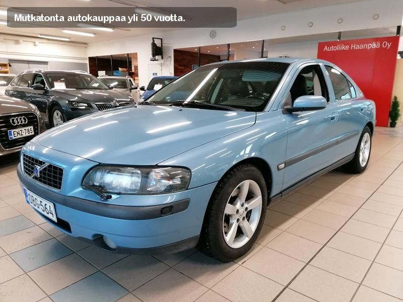 Volvo S60, 4D SEDAN 2.5T AUTOMATIC