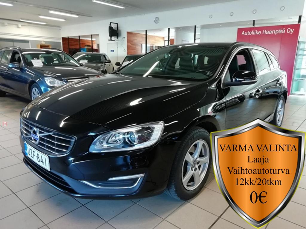 Volvo V60, 2.0D Business MY16