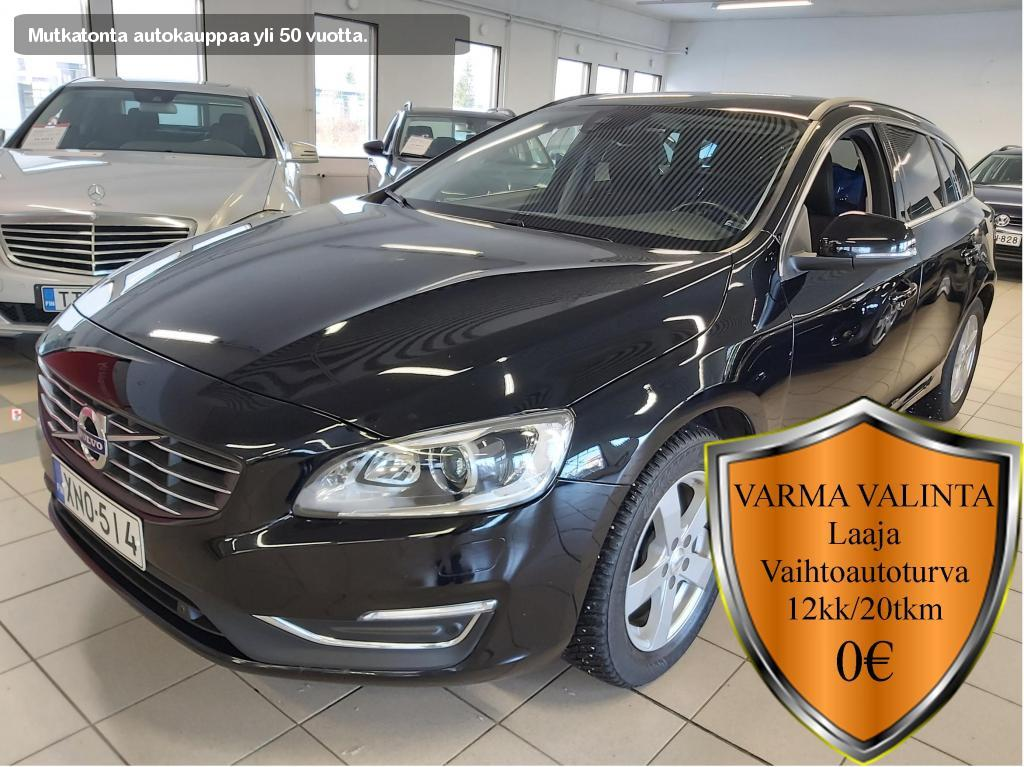 Volvo V60, D4 190HV BUSINESS EDITION