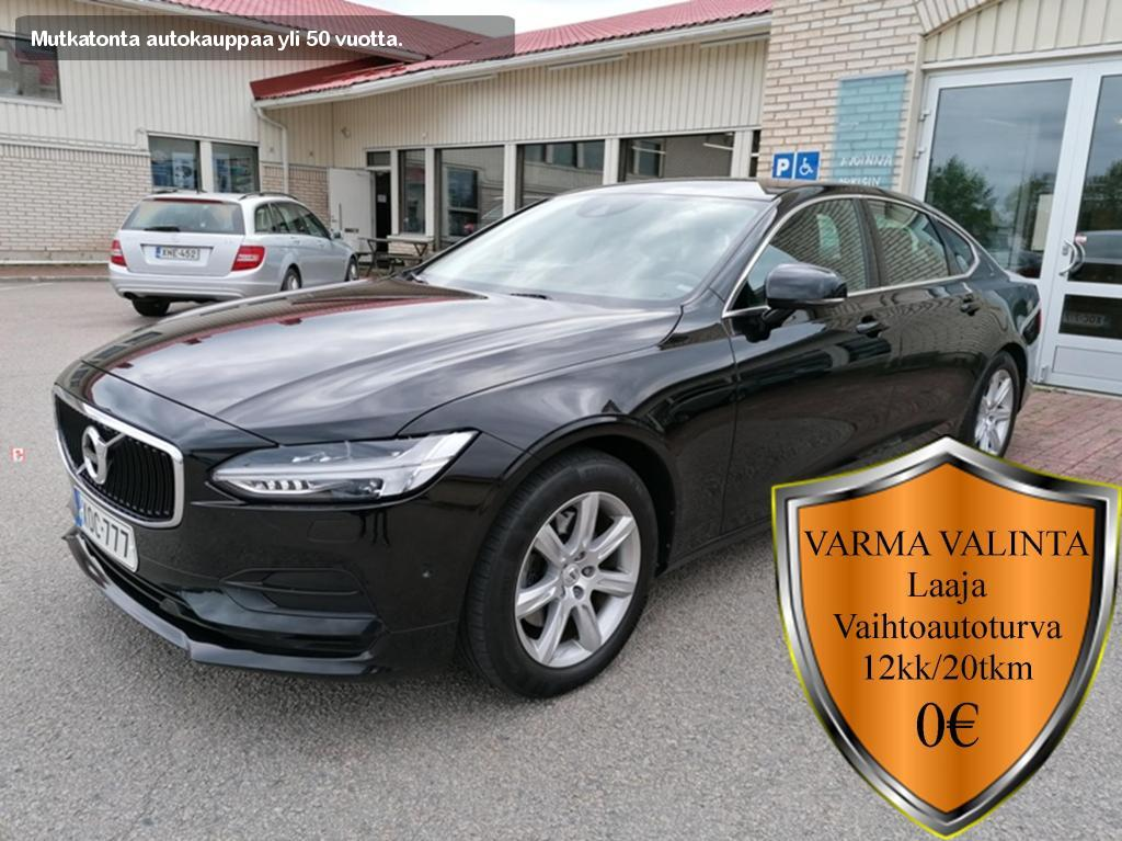 Volvo S90, D3 Business A (MY18.1)