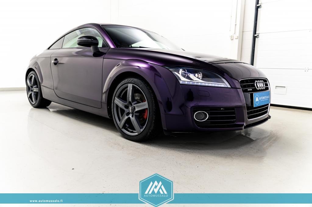 Audi TT 2.0 TFSI Coupe quattro