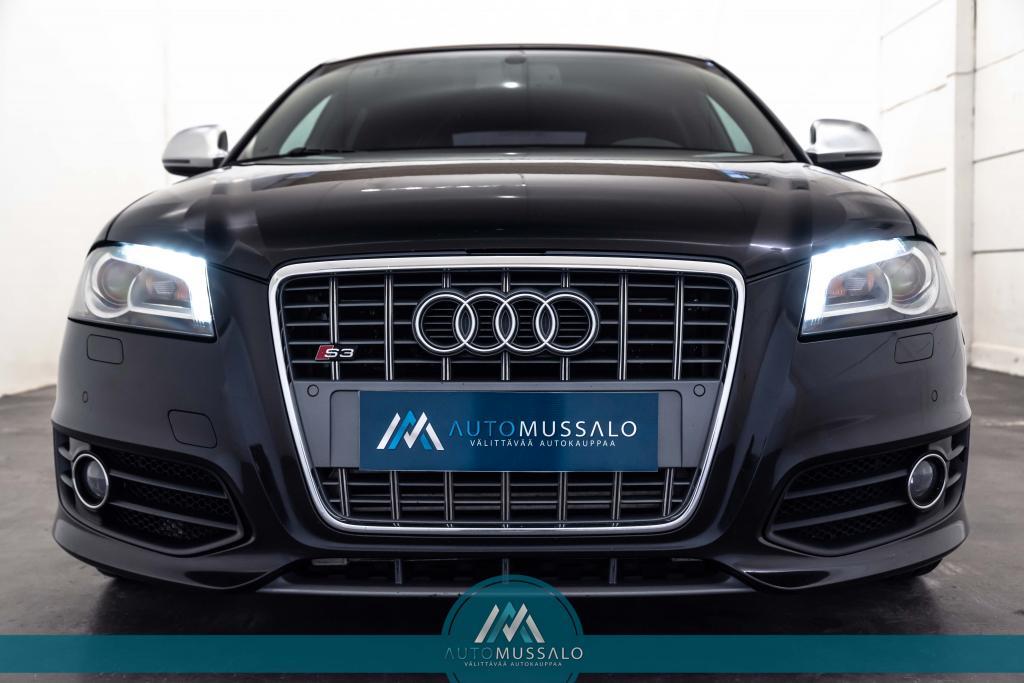 Audi S3 2.0TFSI 400HV/476NM QUATTRO