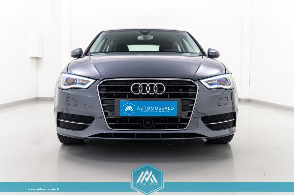Audi A3 1.8 TFSI Ambiente HUIKEA varustelu*