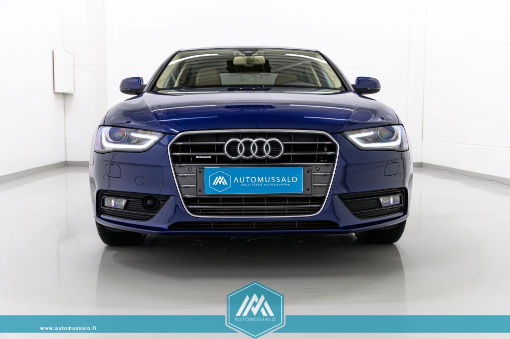 Audi A4 Sedan 3, 0 V6 TDI quattro S tronic