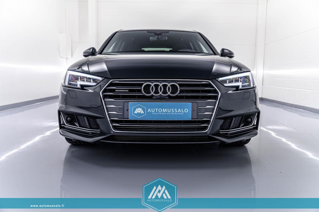 Audi A4 3.0tdi 200kw Tiptronic Quattro 2x S-Line