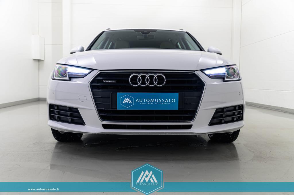 Audi A4 Avant 2.0 TDI Avant Quattro