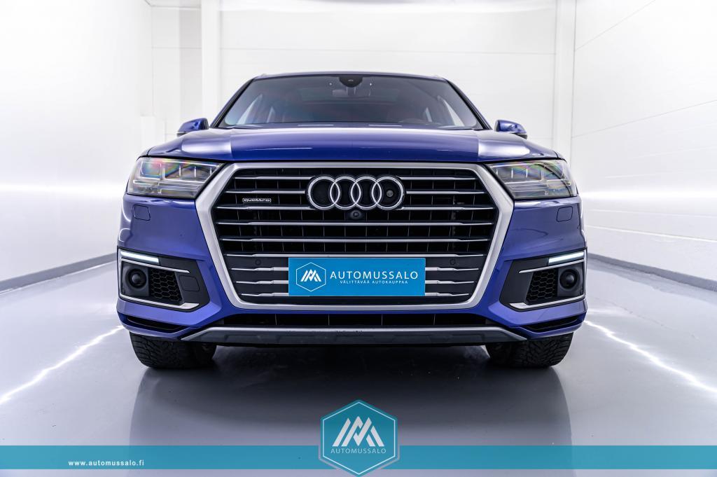 Audi Q7 Business 3, 0 V6 TDI e-tron