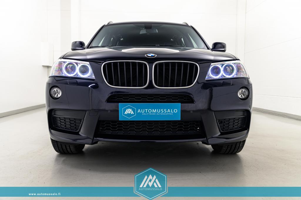 BMW X3 F25 xDrive20d M-Sport Shadow line