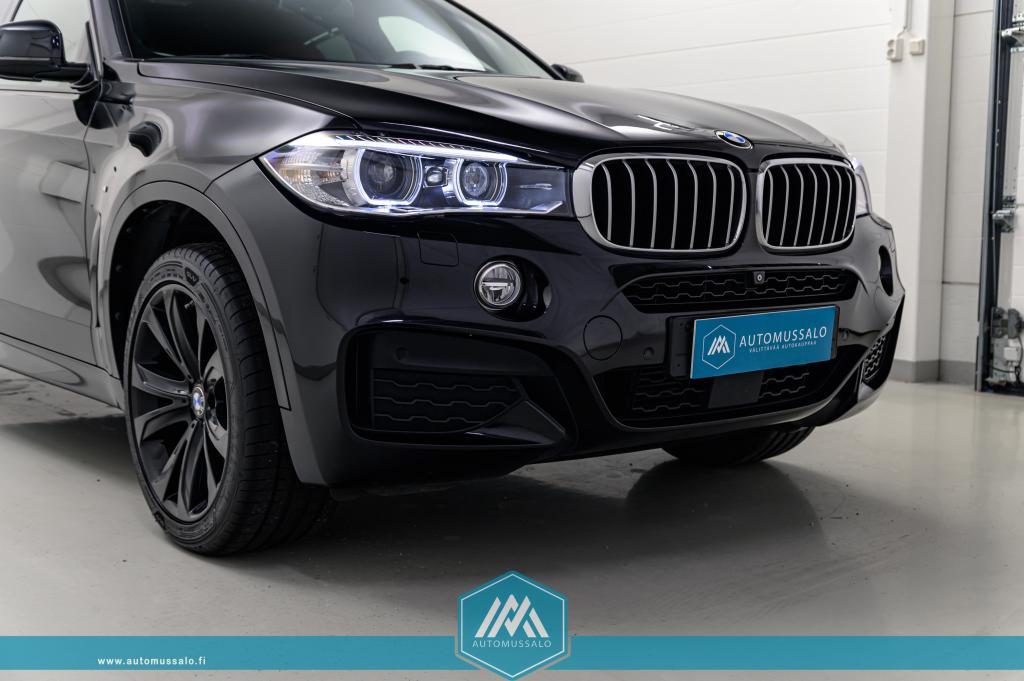 BMW X6 40d X-Drive 313hv Individual M-Sport
