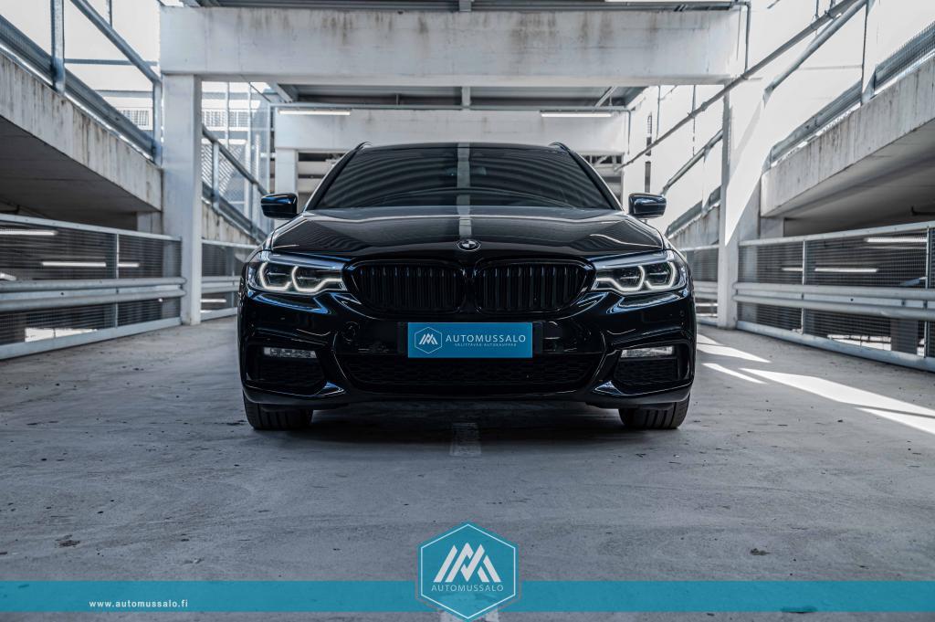 BMW 540 dA X-Drive M-sport Exclusive