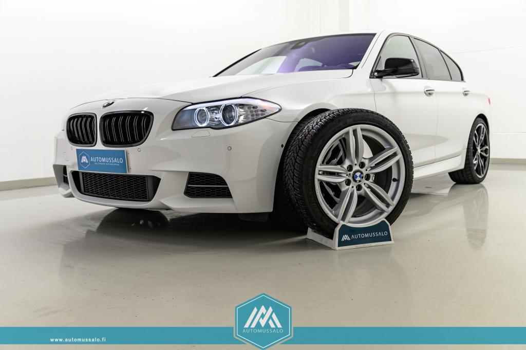 BMW M550d D M-Sport A xDrive F10 Sedan 380hv