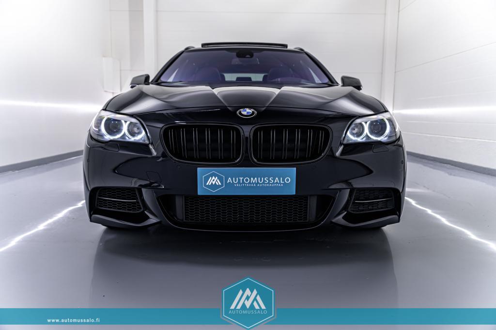 BMW M550d F11 xDrive Touring Shadowline