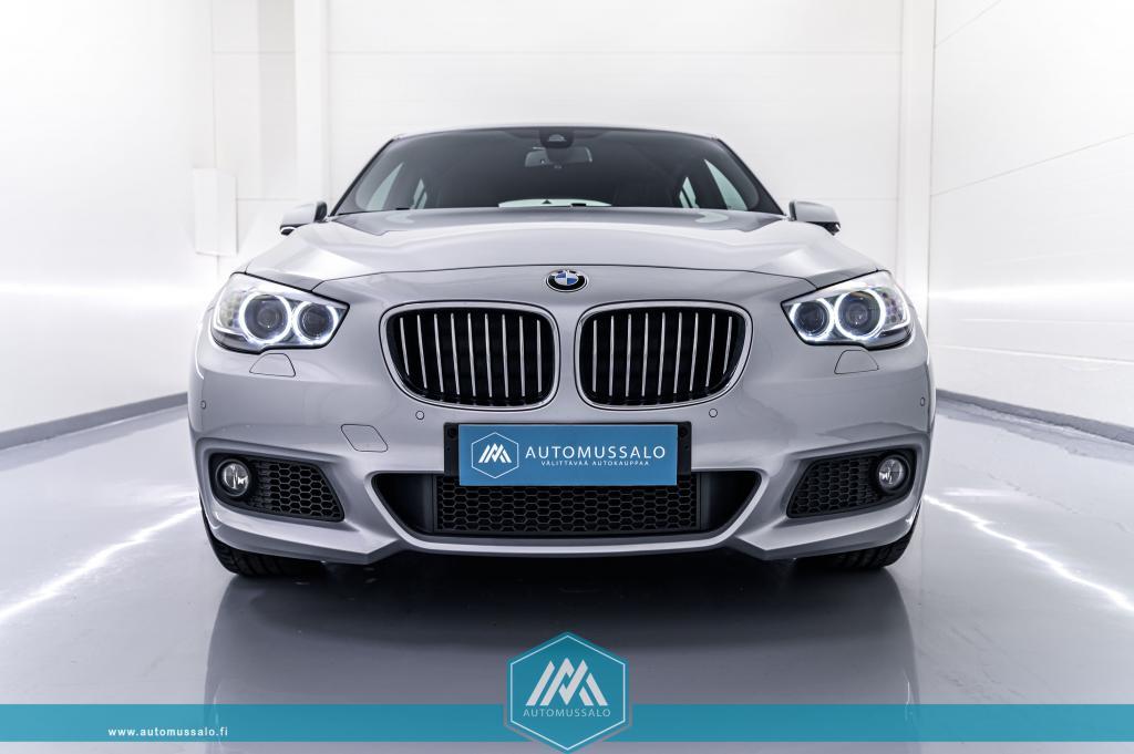 BMW 535 Gran Turismo dA F07 M-Sport A xDrive Shadow Line