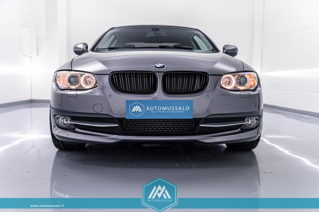 BMW 320 E92 Coupe xDrive LCI