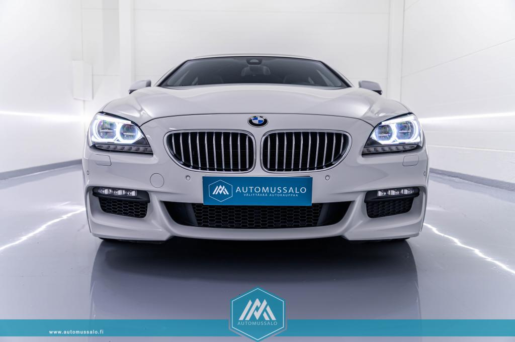 BMW 650 i V8 GranCoupé M-sport 449hv