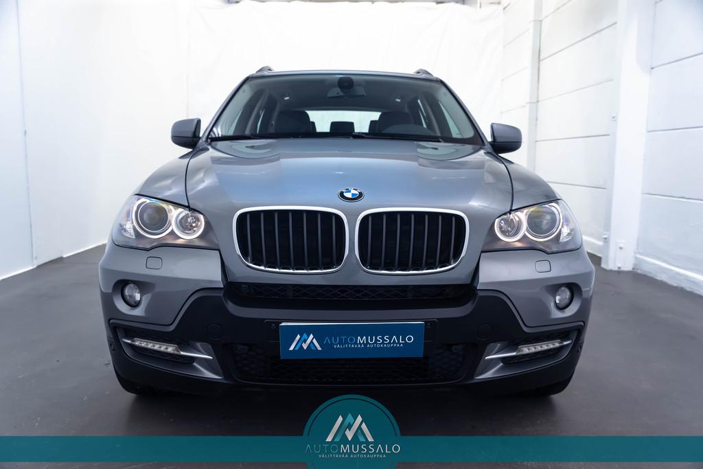 BMW X5 3.0d E70 3.0d 4X4 xDRIVE SPORT AUTOMATIC