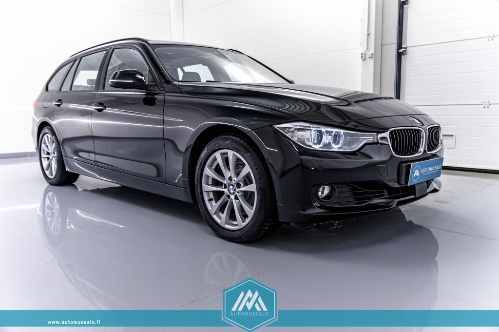 BMW 330 d xDrive Touring Shadowline
