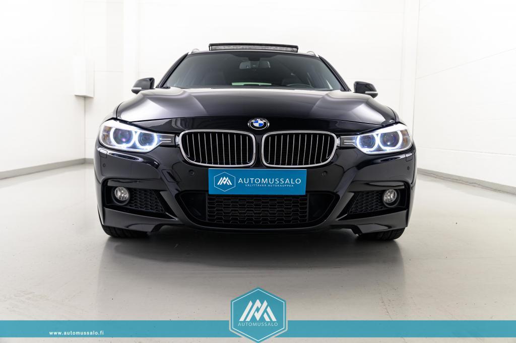 BMW 320 d A Touring M-Sport