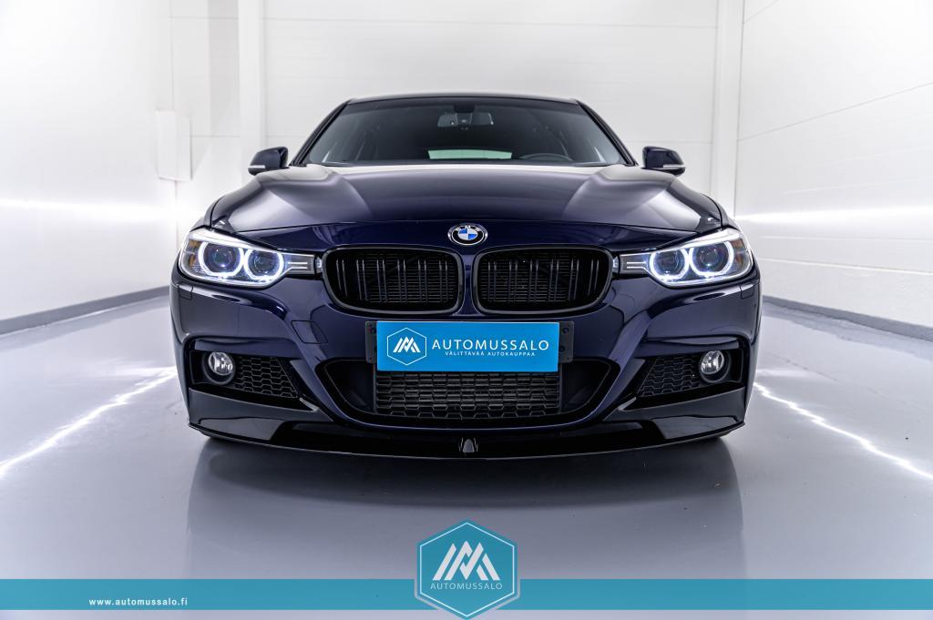BMW 335 dA xDrive M-Sport Shadow Line
