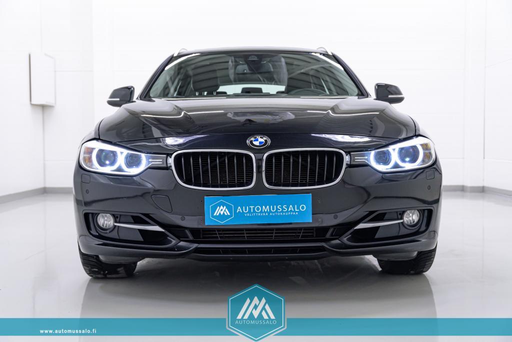 BMW 330 dA TwinPower xDrive F31