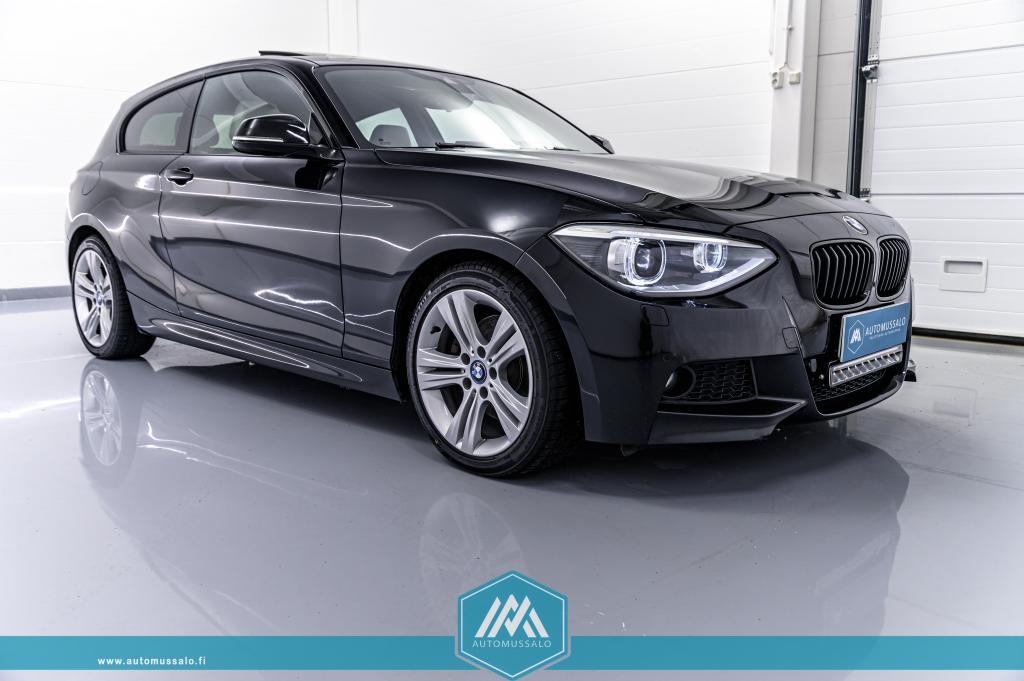 BMW 125 dA F21 M-Sport ShadowLine 280hv