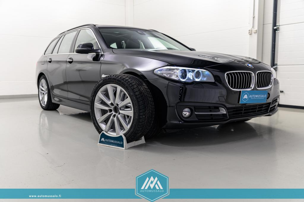BMW 520 F11 Touring xDrive Facelift