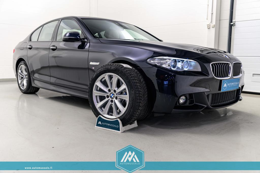 BMW 520 xDrive M-Sport Facelift Exclusive Shadow Line