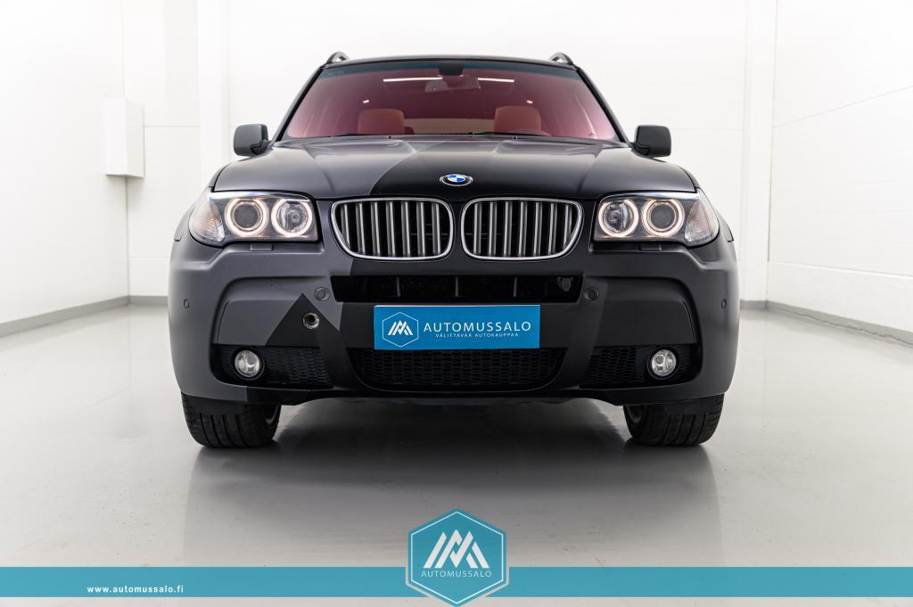 BMW X3 3.0SD E83 SAV 210KW Facelift M-Sport 370hv