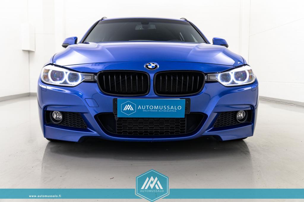BMW 320 iA F31 Touring M-sport