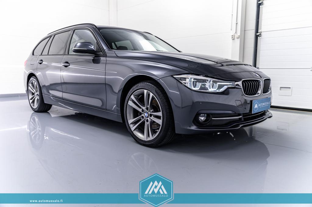 BMW 320 xDrive SportLine Facelift 140kW
