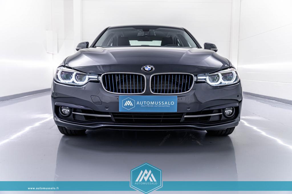 BMW 330 e F30 sedan Facelift Sportline