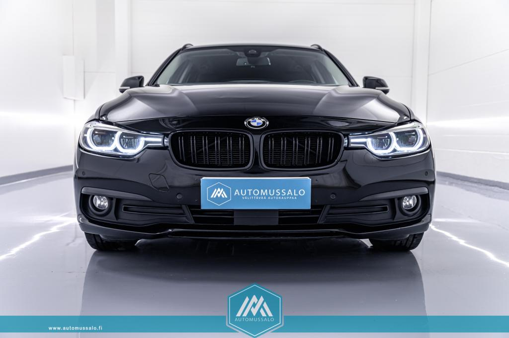 BMW 320 dA F31 Touring Facelift