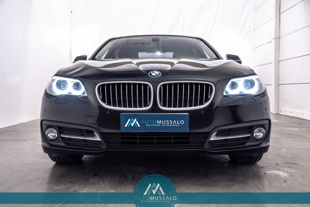 BMW 520 xDrive A Sedan Business Exclusive