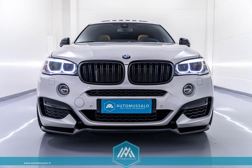 BMW X6 M50d Shadow line
