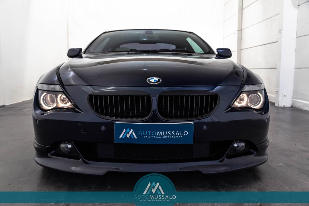 BMW 645 iA Coupe
