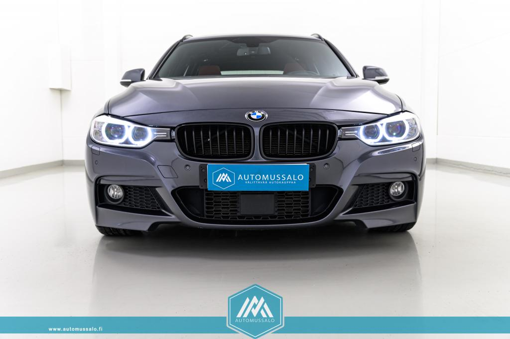 BMW 320 dA xDrive M-sport